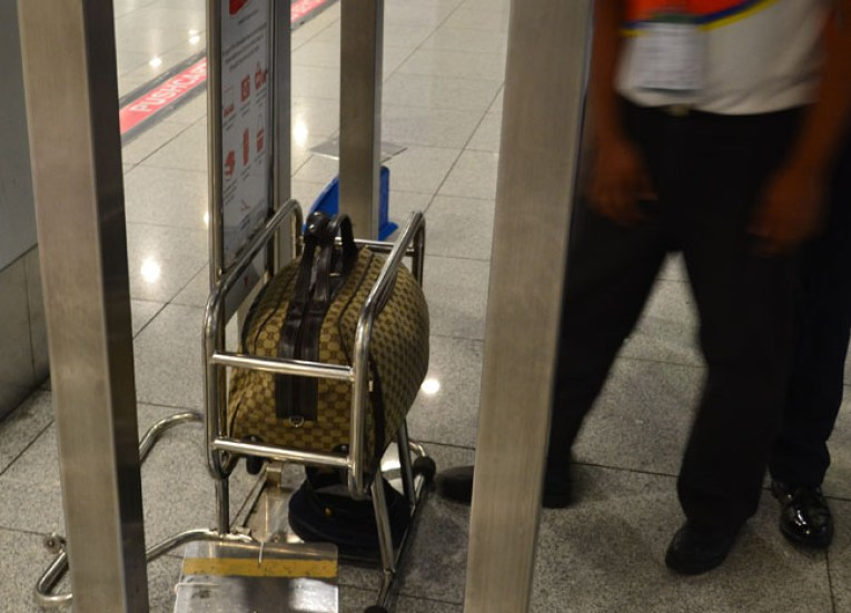 Manila Airport or Airphil Express Guage Baggage Scam in Southeast Asia