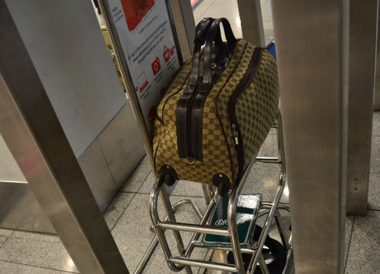 Manila Ninoy Airport or Airphil Express Baggage Scam in Southeast Asia