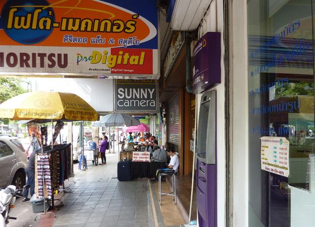 Ladprao Photo Shops, Passport Photos in Bangkok, Southeast Asia