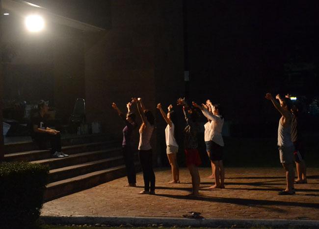 Sripatum University Dancing, Bangkok Student Life in Southeast Asia