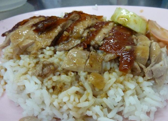 Khao Na Ped Duck Rice, Roast Duck Restaurant in Bangkok Southeast Asia