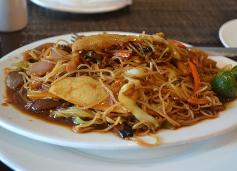 Pancit Bihon Guisado, Top 10 Filipino Food, Philippines, Southeast Asia