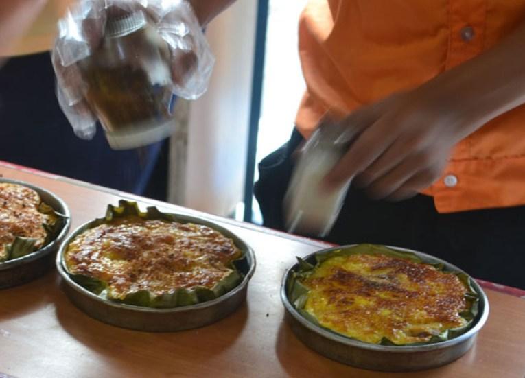 Bibingka Cake, Top 10 Filipino Food, Philippines, Southeast Asia