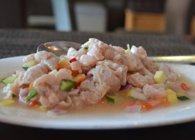 Kilawin Tanique Raw Fish, Top 10 Filipino Food, Southeast Asia