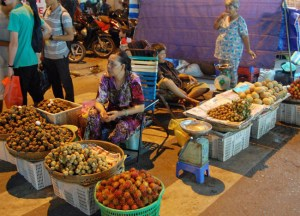 Local Dress Like Pyjamas in Ho Chi Minh City Saigon, Southeast Asia