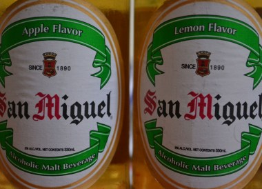 San Miguel Apple Lemon, Best Beer in Asia Philippines, Southeast Asia