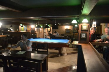 The Dubliner Sukhumvit 33 - Bangkok Irish Bar - Pool Table
