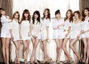 Girls Generation Korean K-Pop, Eating at Bangkok Korean Barbecues
