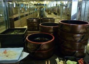 Hajime Robot Restaurant, Japanese Food Fetish Bangkok, Southeast Asia
