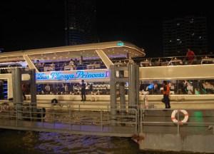 Princess 2, Bangkok Dinner Cruise, Romantic Valentines, Southeast Asia