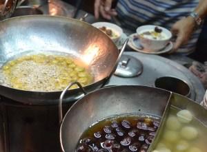 Chinese Dessert, Chinese New Year in Bangkok Chinatown, Yaowarat