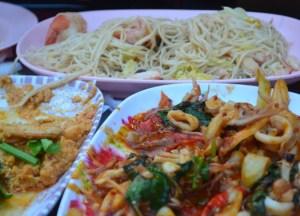 Lek and Rut Seafood, Chinese New Year in Bangkok Chinatown, Yaowarat