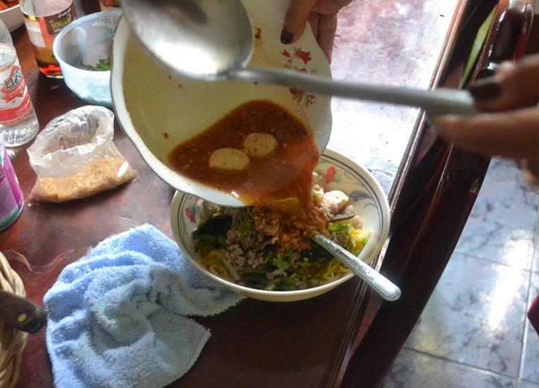Soup Broth, Deconstructing Thai Noodle Soups Thailand