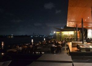 Riverside Eating,Buri Tara Riverside Restaurant, Southeast Asia