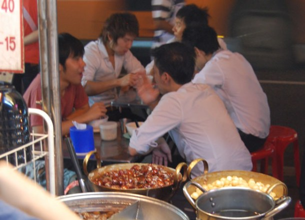 Dessert Stalls, Bangkok Chinatown, Eating Chinese Food, Southeast Asia
