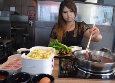 Swish Swish, Shabu Shabu King Japanese Hot Pot, Sukhumvit Bangkok