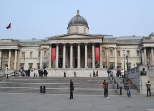 National Gallery Museum, Cheap and Free Attractions, London Stopover