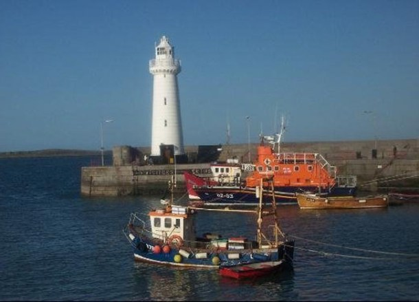 Groomsport Harbour Lighthouse, Top 10 Northern Ireland Attractions NI