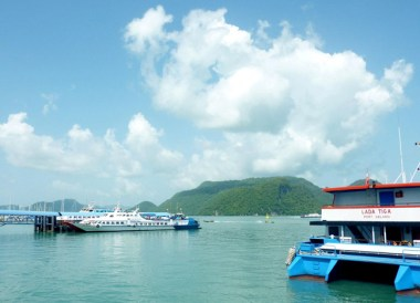 Kuah Pier Langkawi, Top Attractions in Langkawi Island Malaysia