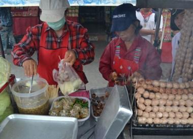 Isan Sausage Saigrok Isaan, Top 10 Isan Food, Northeastern Thailand