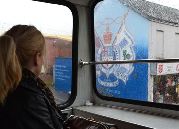 Allen's Belfast City Tour Bus, Top 10 Northern Ireland Attractions NI