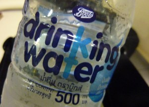 Drinking Water, Survival Guide to Long Haul Flights, Flying to Asia