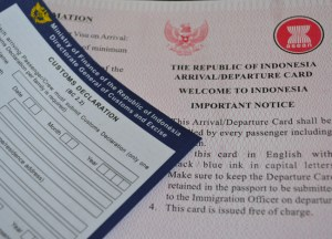 VISA Forms, Survival Guide to Long Haul Flights, Flying to Asia