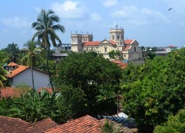 St. Mary's Church Negombo, 1 Day Itinerary Colombo Sightseeing in Sri Lanka