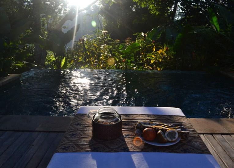 Komaneka Pool Villa, Escape Tourism in Ubud Cultural Capital of Bali