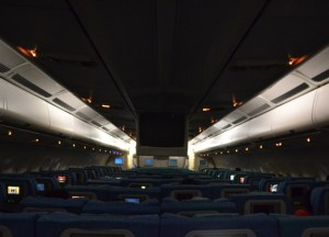 Lights Off, Survival Guide to Long Haul Flights, Flying to Asia