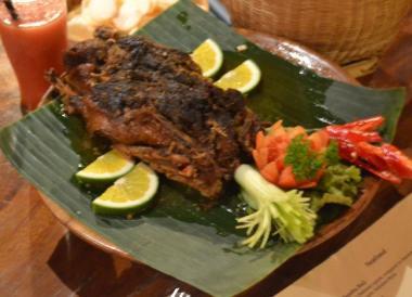Smoked Duck, Bebek Bengil, Best Restaurants in Ubud Centre, Bali Food