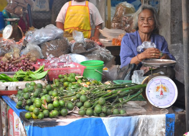 Market Stall, What is Betel Nut Chewing in Thailand, Southeast Asia