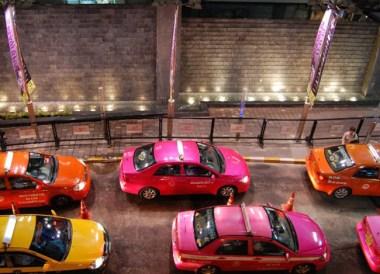 Bangkok Taxis, Cost of living in Bangkok on a budget, sukhumvit area