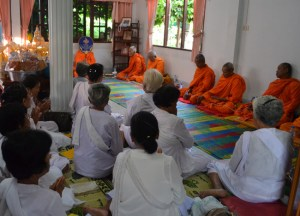 Monk Ceremony, What is Betel Nut Chewing in Thailand, Southeast Asia