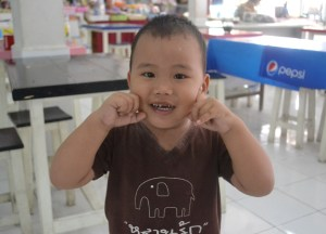Young Photographer, Life Through the Lens of a 4 Year Old Thai Kid