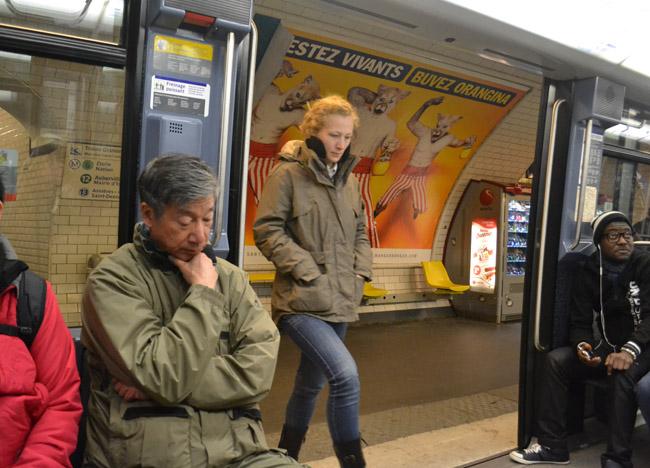 Paris Metro, Montparnasse Area of Paris, Montparnasse Station
