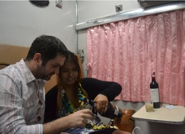 First Class Train, Malaysia to Thailand by Train From Kuala Lumpur