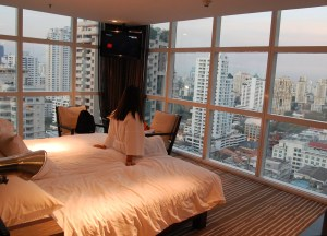 High-End City Views, How to Get a Room Upgrade, Short Stays Thailand