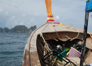 Long Tail Boat, Travel in Southeast Asia, Tourist Attractions