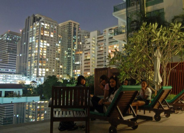 Big City Drinks, Living for the Weekdays, Lifestyle Design in Bangkok