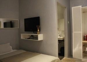 Luxury Flashpacker Room, Ryokan Chic Hostel, Georgetown, Penang Review