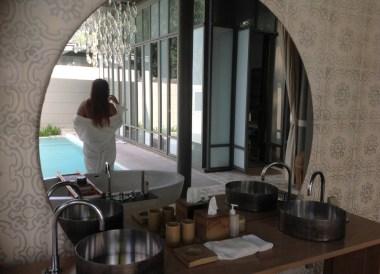 Outdoor Bathroom Design, Sala Phuket Resort Review, Phuket Pool Villas