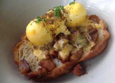 Pork Eggs Benedict, Sala Phuket Resort Review, Phuket Pool Villas