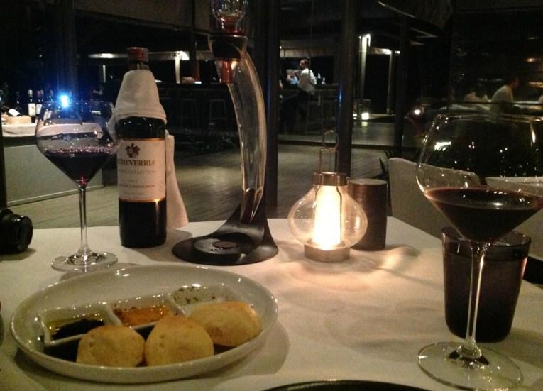 Red Wine, Eating at Sala Phuket Resort Review, Phuket Pool Villas Asia