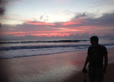 Evening, Mai Khao Beach, Sala Phuket Resort Review, Phuket Pool Villas