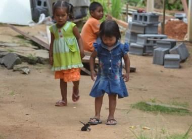 Girl Kicking Chick, Village Coconut Island Resort Phuket Hotel Review