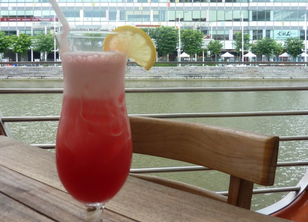 Singapore Sling Clarke, Travel in Southeast Asia, Tourist Attractions