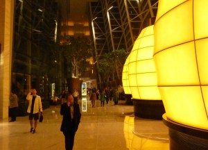 Marina Bay Sands Foyer, Travel in Southeast Asia, Tourist Attractions