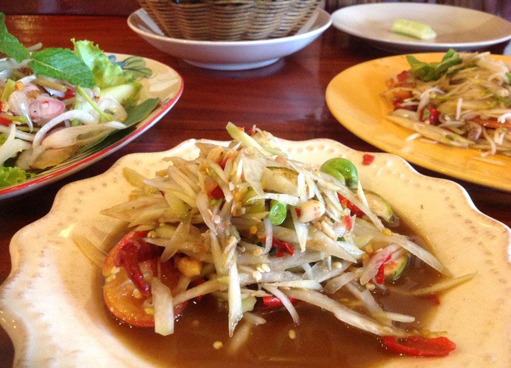 Thailand Street Food Poisoning