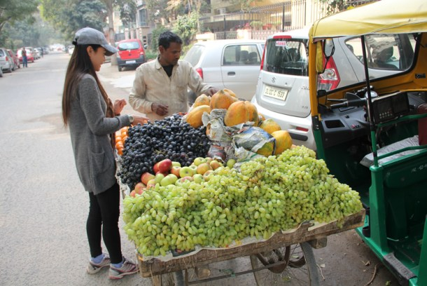 Fresh Fruit India, Interview with Mark Wiens, Migrationology Blogger